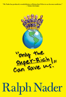 Only the Super-Rich Can Save Us cover image